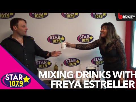 Star 107.9 talks to Freya Estreller