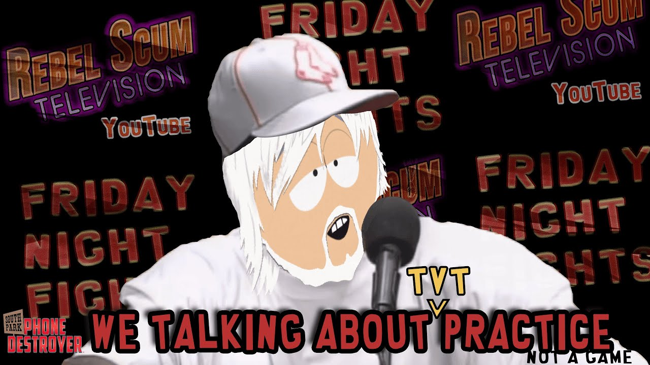 Friday Night Fights W/special Guest Aphorix of Nambla on Rebel Scum Tv