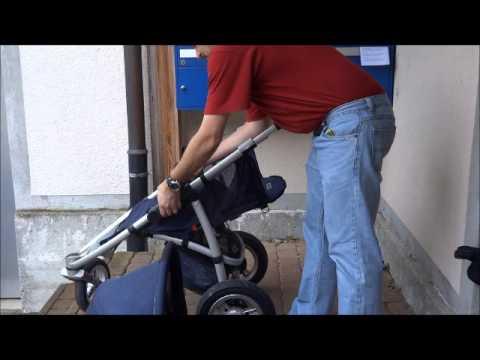 Ongekend Quinny Speedi SX - poussette à 3 roues - YouTube MQ-41