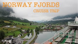 Most beautiful places to see in Norway - Briksdal Glacier, Olden, Fjords | Samyana Stories