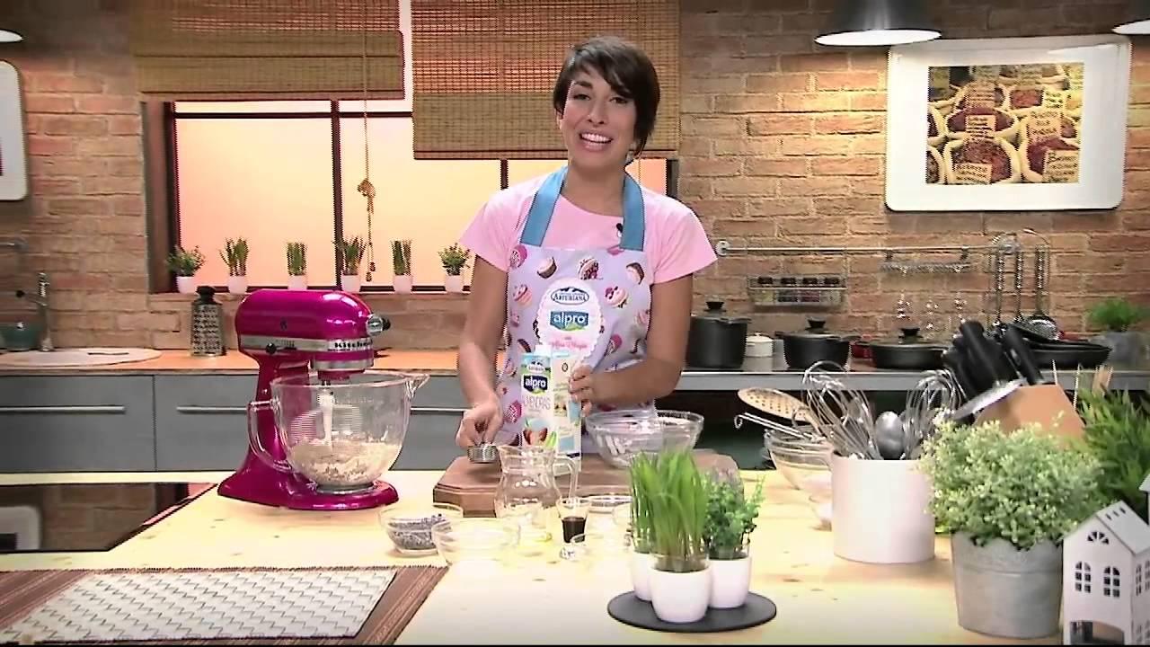 Alma cocina cookies con alpro de central lechera asturiana youtube - Cocina con alma ...
