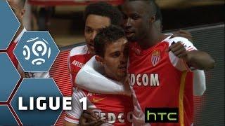 AS Monaco - Olympique de Marseille (2-1)  - Résumé - (ASM - OM) / 2015-16