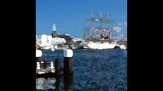Gruß an Kiel  Deutscher Marinemarsch Die Wikinger