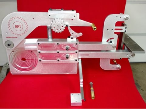 Belt Sander - RPS Sander/Grinder - 2 x 72 belt sander