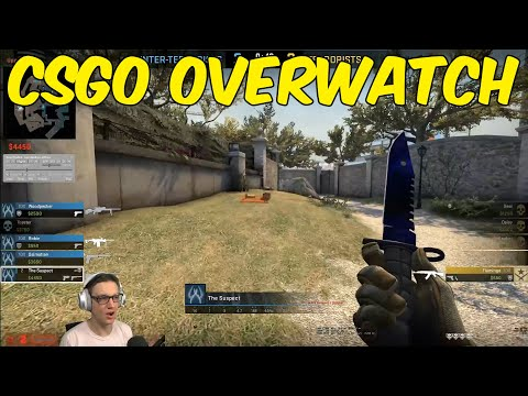EXPENSIVE CHEATER ACCOUNT - CSGO Overwatch