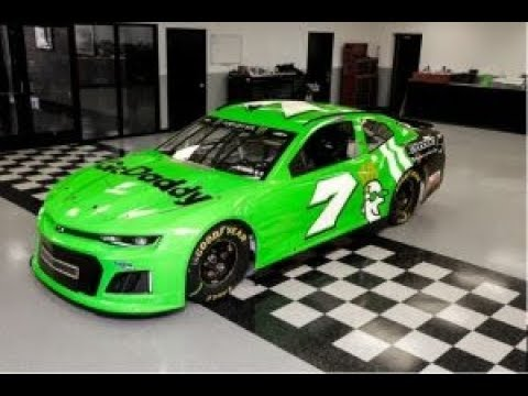 ALL 2018 NASCAR PAINT SCHEMES (2/7/18) *LAST ONE*