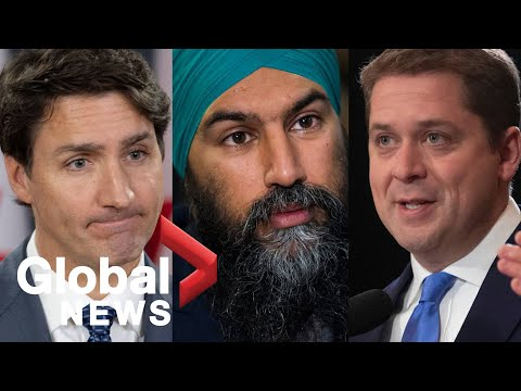 Canadian MPs Return To Ottawa For First Question Period Under Trudeau Minority | FULL