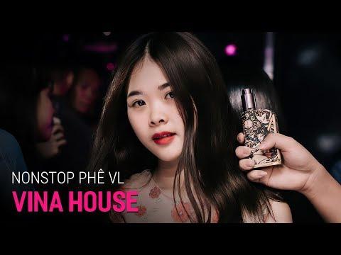 Nonstop Vinahouse 2018 | Phê VL - DJ Kin | Nhạc Sàn Cực Phiêu Hay Mới Nhất 2018 - Nhạc DJ vn
