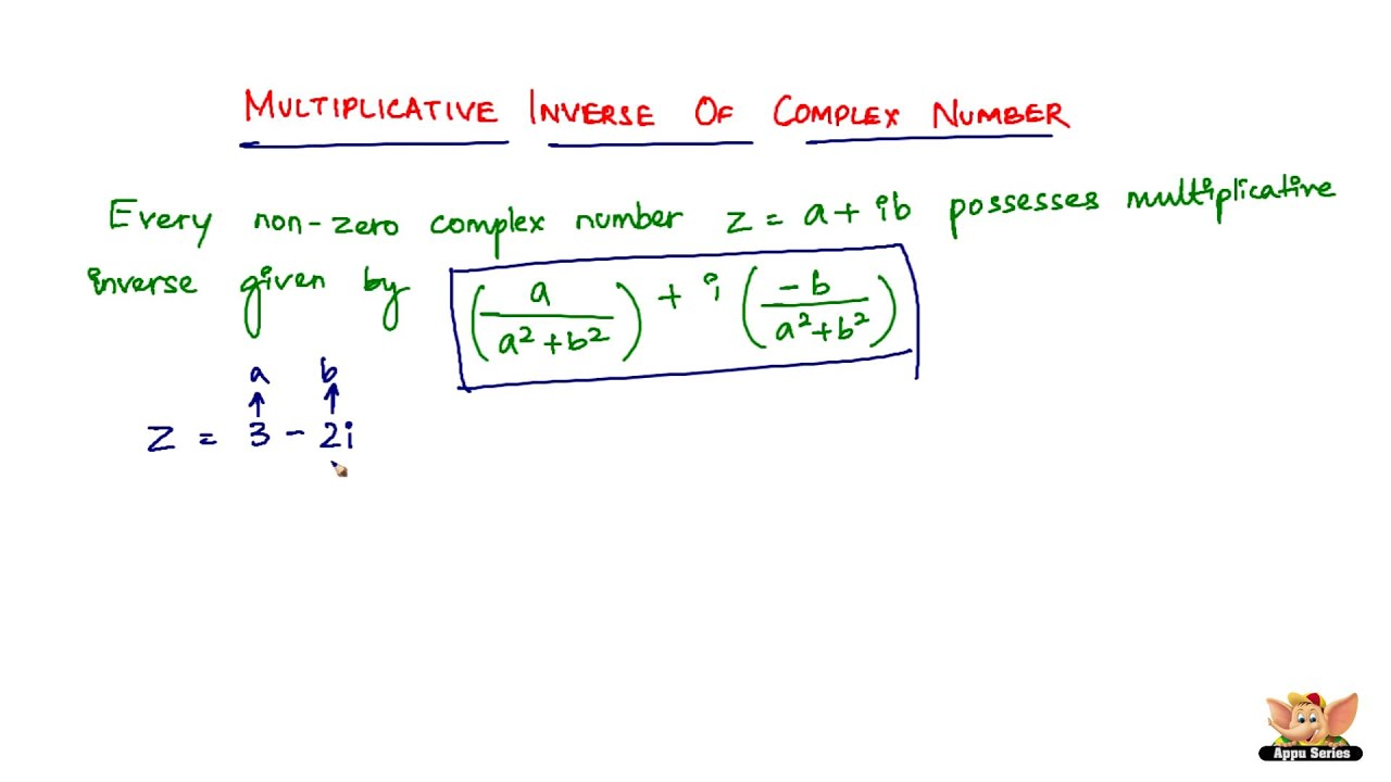 Additive Inverse On A Number Line