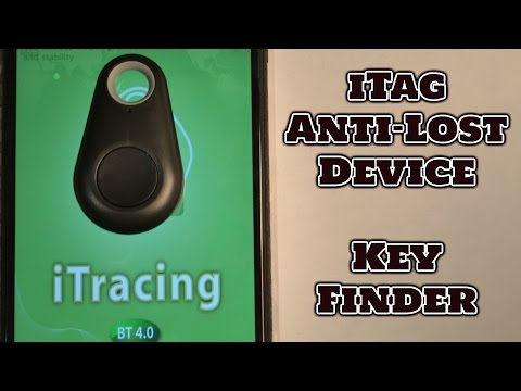 Video reviews of Android app and tips & tricks iTag anti lost