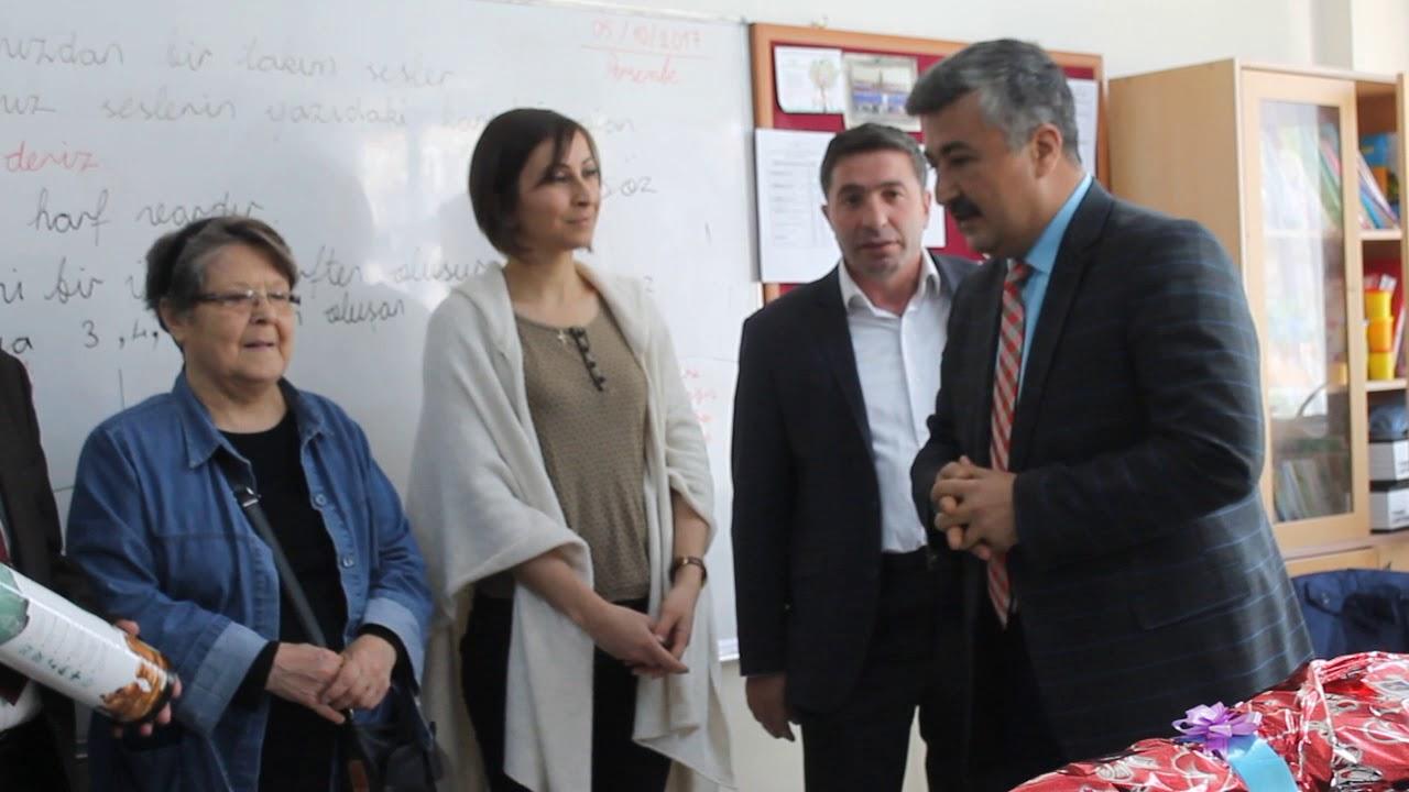 Polşahder, Şehit İsmi Taşıyan Okulları Ziyaret Etti