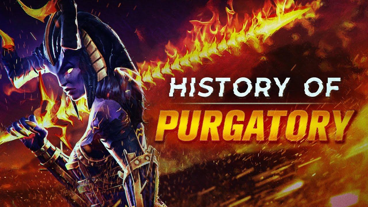 History of Purgatory (Marvel Contest Of Champions)