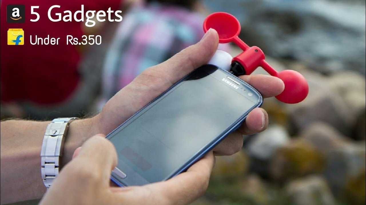 5 HiTech Cool Gadgets You Can Buy On Amazon Rs.140 | New Technology ...