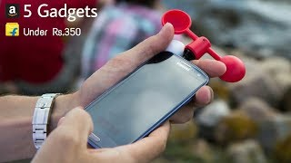 5 HiTech Cool Gadgets You Can Buy On Amazon Rs.140 | New Technology Cool Gadgets