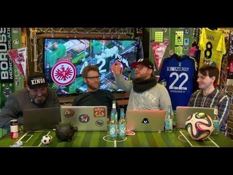 """""""Warum denn NICHT?!"""" Frankfurt in der Champions League"""