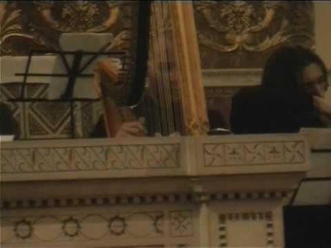 Danses pour Harpe (Claude Debussy)-I.Danse Sacrée - Giuliano Marco Mattioli