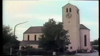 Gemeinderat und Kirchen in Oberschleissheim 1984