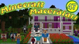 Örümcek Bebek Minecraft'a Apşal'ı Kurtarmaya Gidiyor Minecraft Maceraları 47