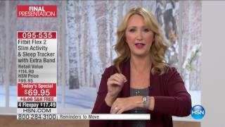 HSN | Healthy Innovations featuring Fitbit 01.23.2017 - 06 PM