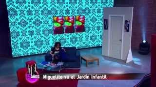 Miguelito no quiere ir al Jardín - Morandé Con Compañía