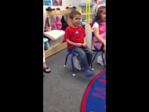 Corbin preschool 2013