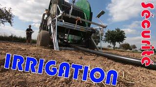 """💦Installation d'irrigation‼ """"en toute sécurité"""""""