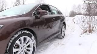 тест-драйв Toyota Venza б/у   ATDrive ru