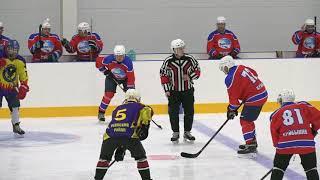 2020 01 29 г Куйбышев Кубок дружбы Ветераны хоккей 02 игра 1 06 23