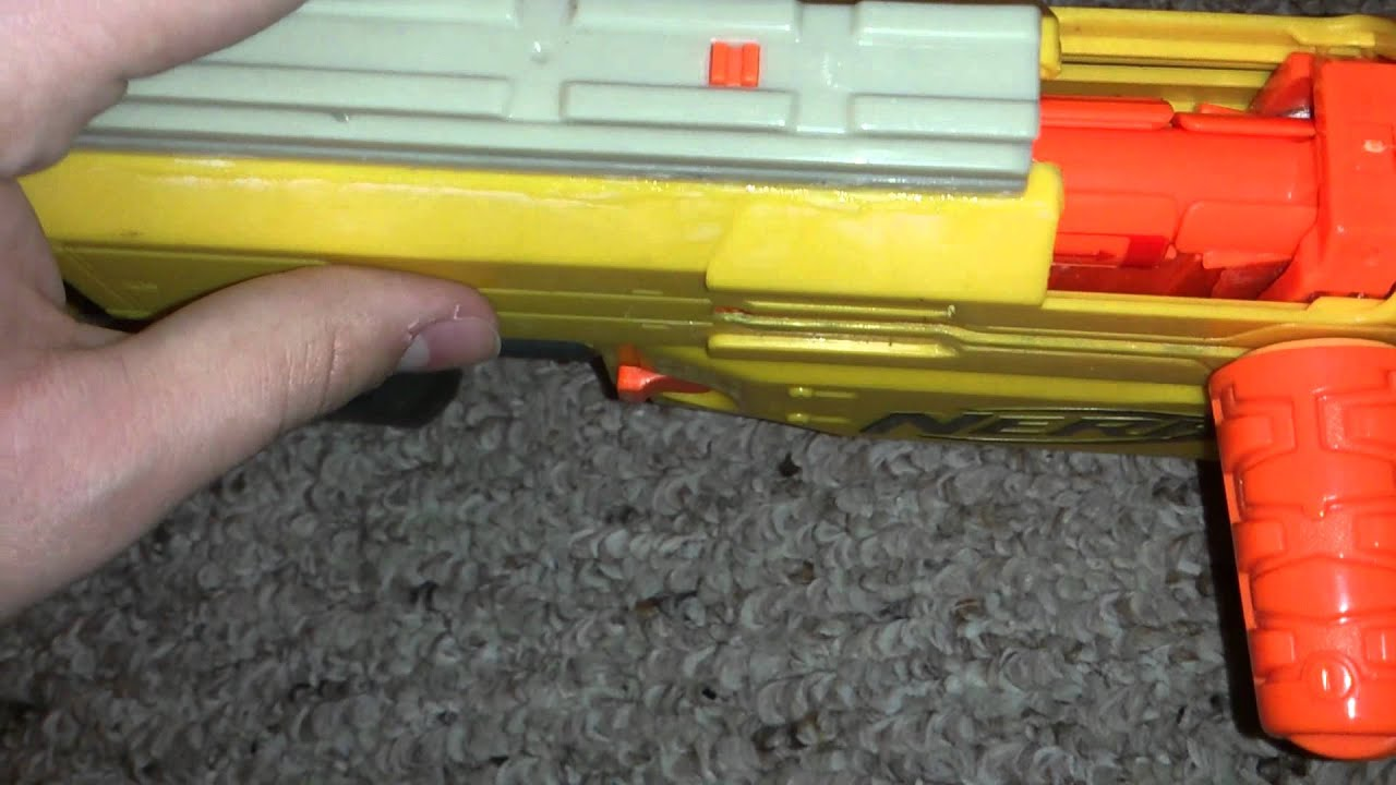 Bolt Action Nerf Recon
