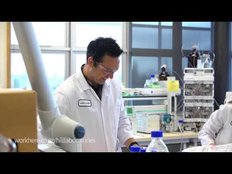 Hill Laboratories - Workhere New Zealand