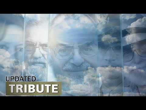GONE BUT NOT FORGOTTEN • PIONEERS of UFOLOGY • A Tribute