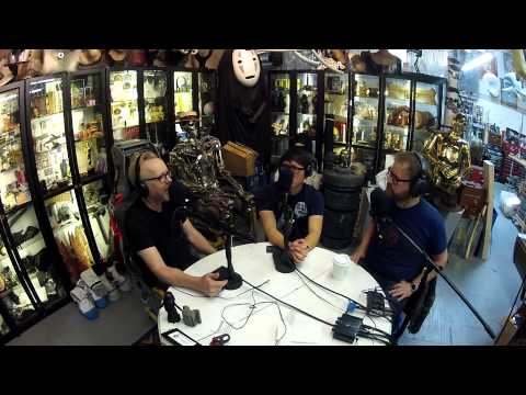 Worst Jobs Ever - Still Untitled: The Adam Savage Project - 8/19/2014