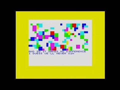 XL-1 | Pete Shelley | 1983 | Full LP | ZX Spectrum 48k Visuals (Comp Mod)