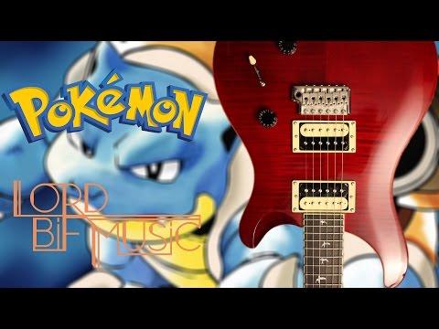 Pokémon R/B/Y Gym Leader Battle // Jazz-Rock Cover