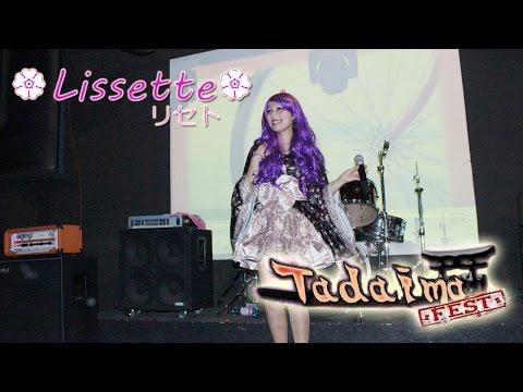 Lissette Chan en Tadaima Fest (Buin)