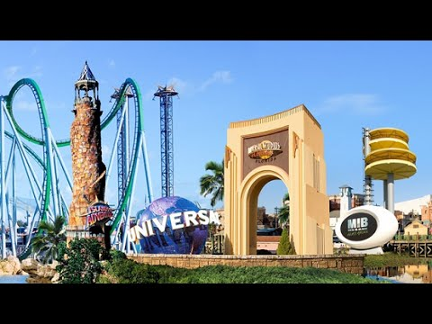 Universal Studios Florida, Theme Parks in Orlando, Florida - Best Travel Destination