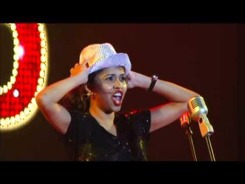 Sangita Santosham singing All That Jazz