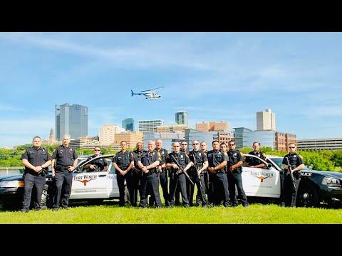 HCNS BROADCAST # 73 (27APR19) - FORT WORTH TX POLICE DEPT