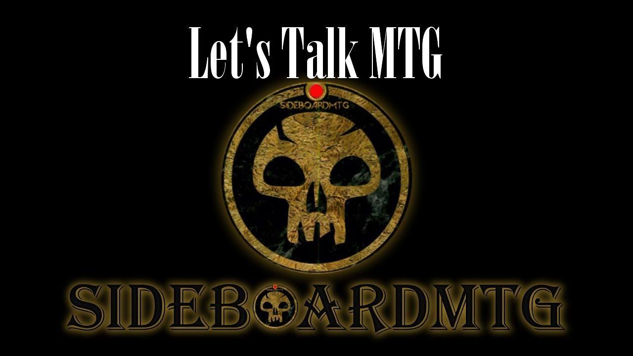 Lets Talk MTG Top 8 From MTGO Standard PTQ