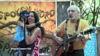 Peter Yarrow and family sing If I Had a Hammer