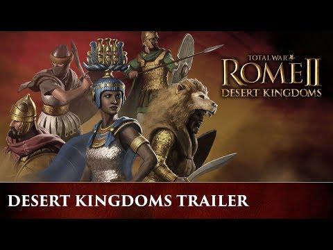 Total War: ROME 2 - Desert Kingdoms Announce Trailer