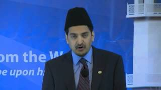 Jalsa Salana USA West Coast 2012: Islamic Approach of Vying with One Another