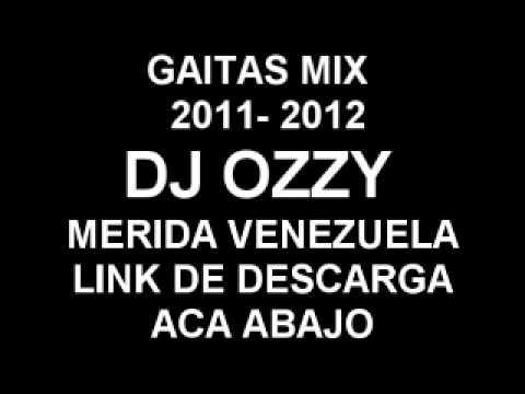 GAITAS MIX DICIEMBRE 2011 - DJ OZZY MERIDA VENEZUELA.mp4