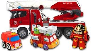 РАЗНЫЕ ПОЖАРНЫЕ МАШИНЫ Bruder, Lego, K's Kids, Keenway build and play, Робокар Silverlit, Fire Truck(Много разных пожарных машин в одном видео . Все пожарные машины такие разные, но все равно невероятно краси..., 2015-04-01T07:34:28.000Z)