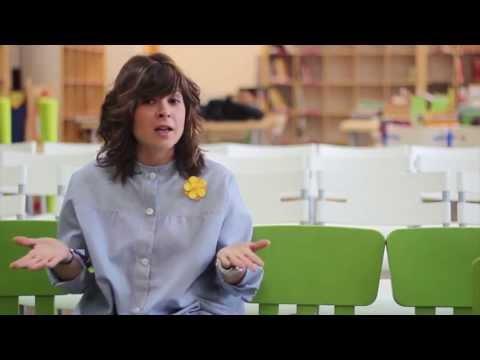 Video CV profesora de educación infantil