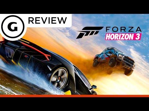 Forza Horizon 3 - Review