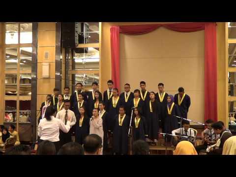 Majlis Graduasi SMK Pujut 2014 - Persembahan 5ScA