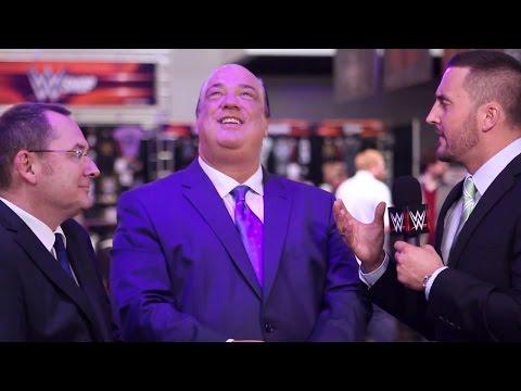 BEHIND THE SCENES AT WWE WRESTLEMANIA WEEK