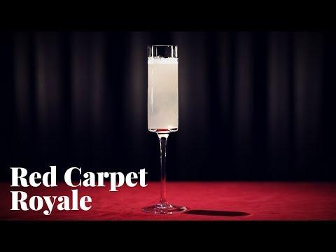Make a RED CARPET Royale - An Award Season-Ready Cocktail