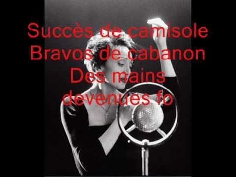 Bravo Pour Le Clown (Paroles)